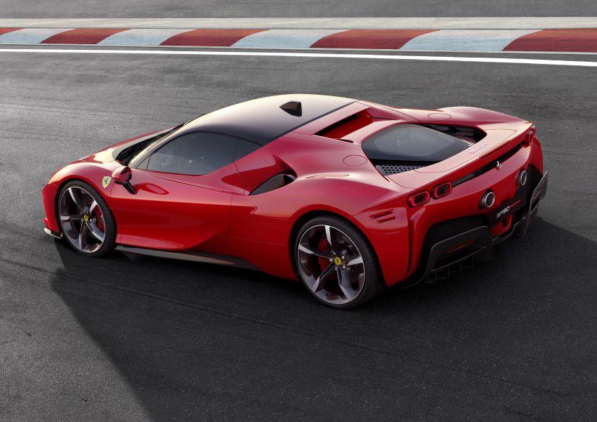 Ferrari giải thưởng Top Gear