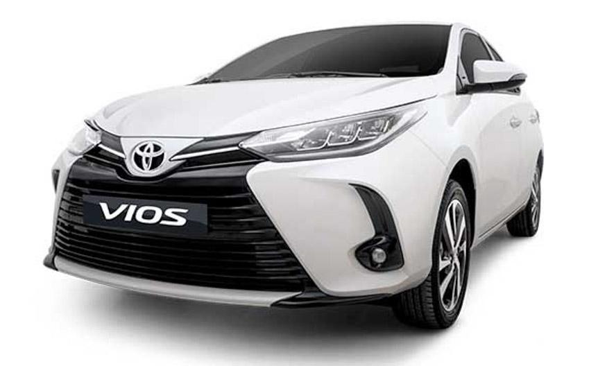 Lộ thiết kế Toyota Vios 2021 sắp trình làng Việt Nam - 1