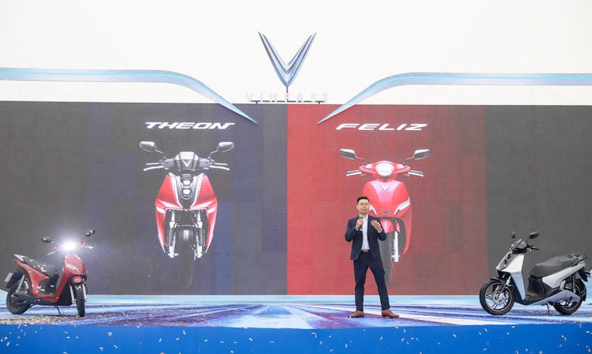 VinFast ra mắt hai siêu phẩm xe máy điện: Rất an toàn và ngập tràn công nghệ - 2