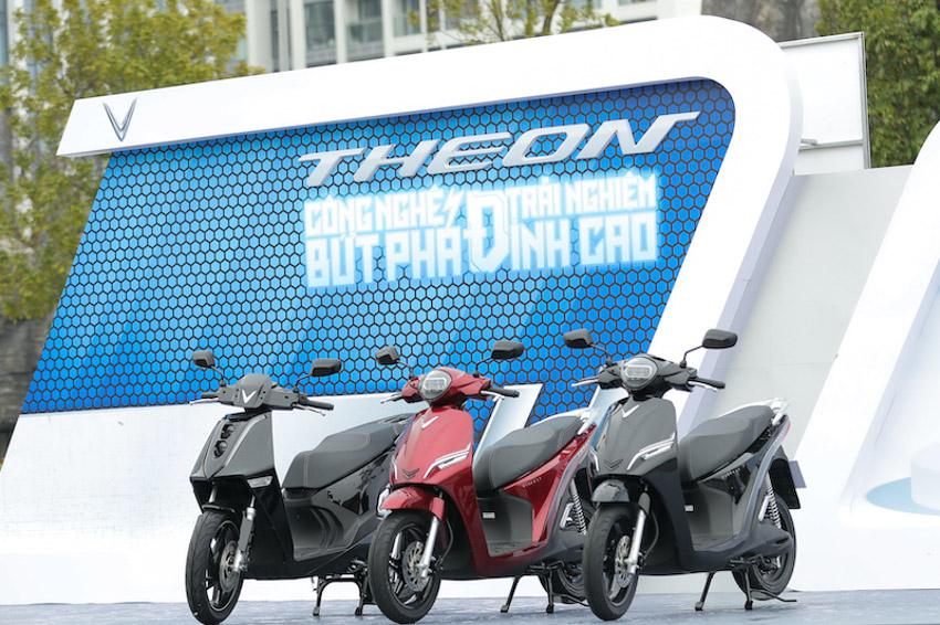 VinFast ra mắt hai siêu phẩm xe máy điện: Rất an toàn và ngập tràn công nghệ - 6