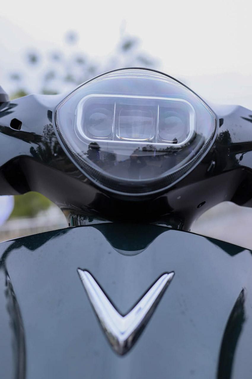 VinFast ra mắt hai siêu phẩm xe máy điện: Rất an toàn và ngập tràn công nghệ - 9
