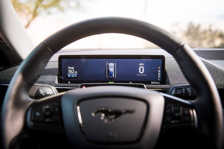 Ford Mustang Mach-E GT - xe điện có tốc độ nhanh nhất phân khúc - 15