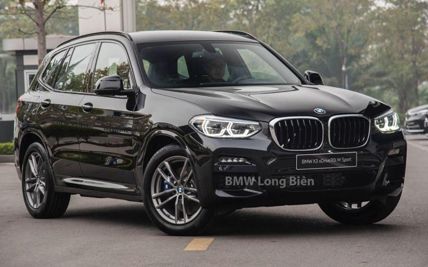 Cận cảnh BMW X3 M Sport 2021 bản nâng cấp về Việt Nam - 1