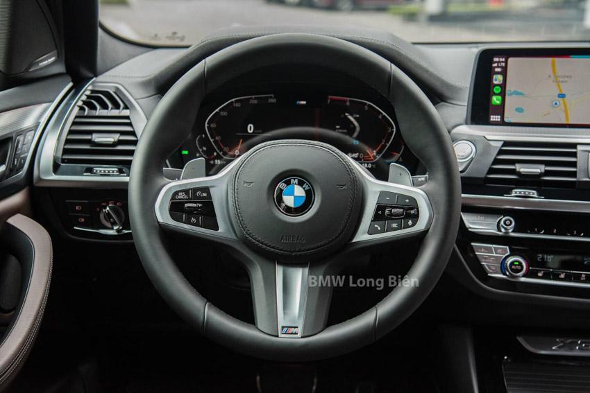 Cận cảnh BMW X3 M Sport 2021 bản nâng cấp về Việt Nam-12