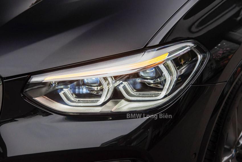 Cận cảnh BMW X3 M Sport 2021 bản nâng cấp về Việt Nam-18