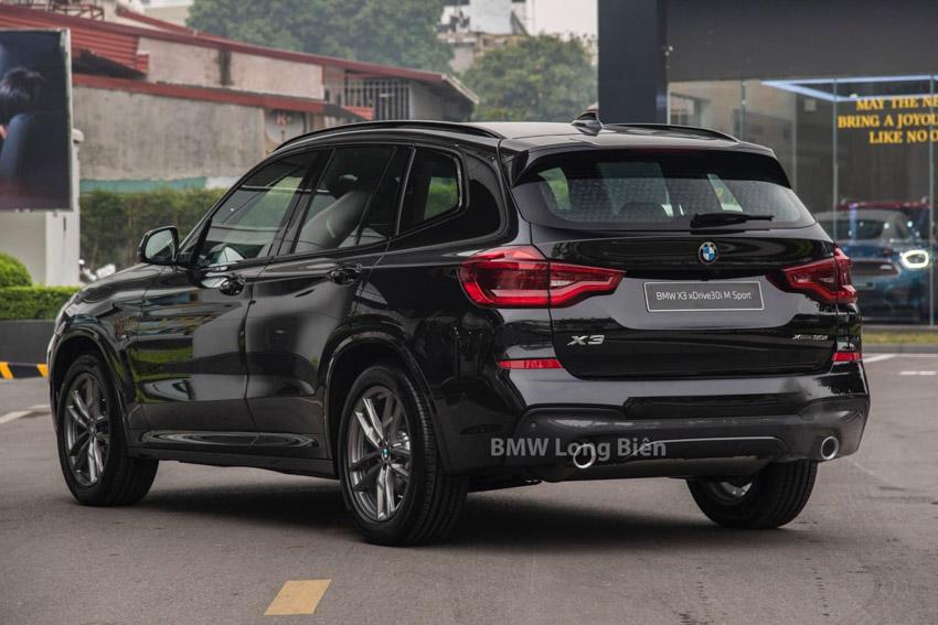 Cận cảnh BMW X3 M Sport 2021 bản nâng cấp về Việt Nam - 2