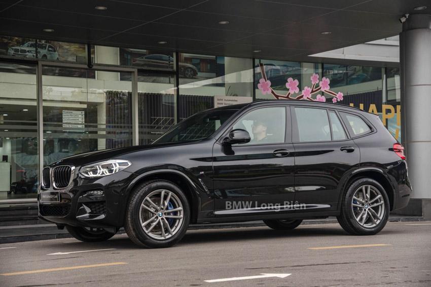 Cận cảnh BMW X3 M Sport 2021 bản nâng cấp về Việt Nam - 4