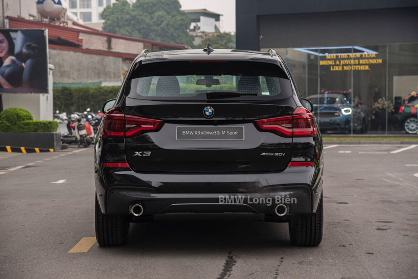 Cận cảnh BMW X3 M Sport 2021 bản nâng cấp về Việt Nam - 6