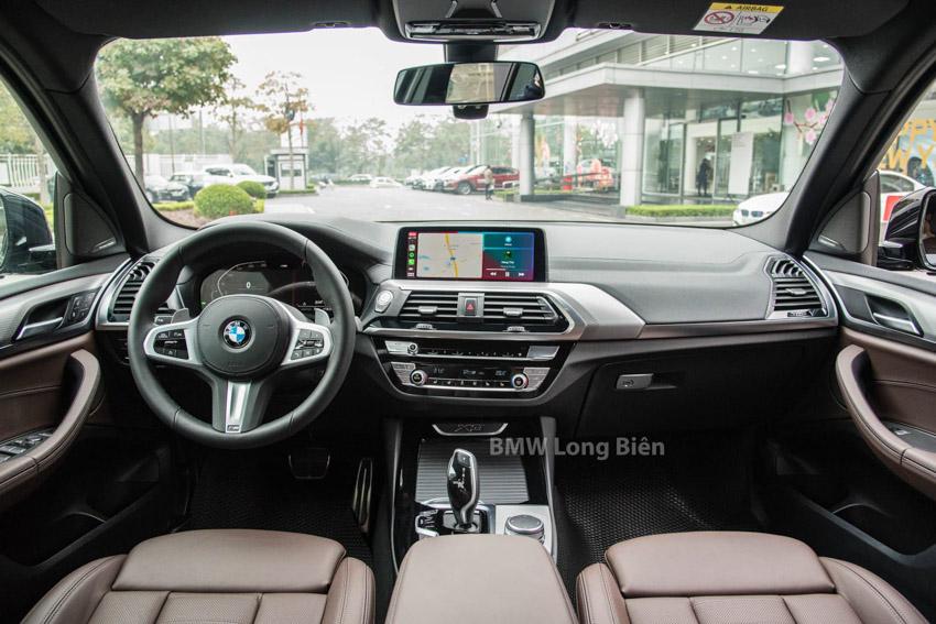 Cận cảnh BMW X3 M Sport 2021 bản nâng cấp về Việt Nam-8