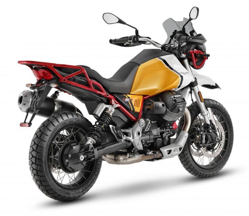 Moto Guzzi V85 TT mới