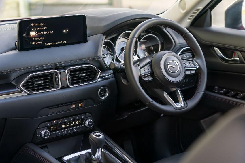 Mazda CX-5 2021 mới