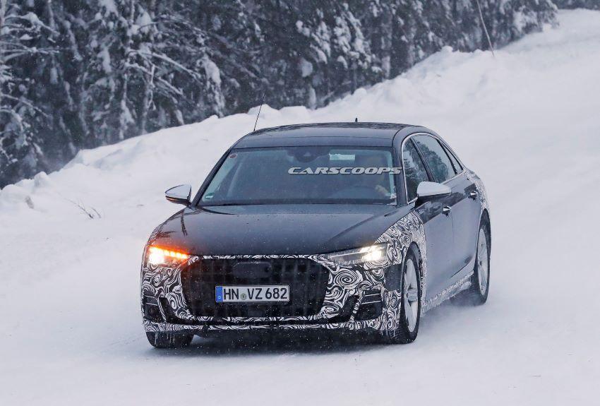 Audi A8 Horch 2022