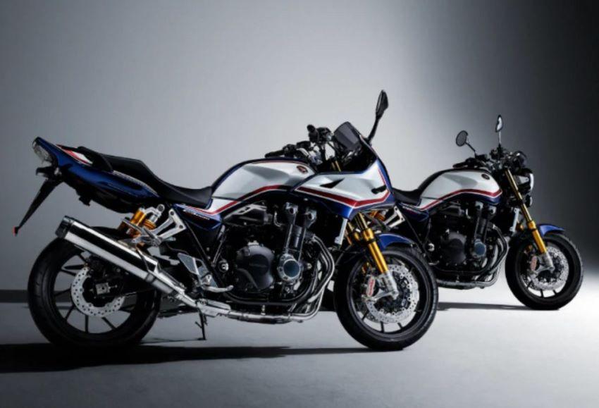 Honda CB1300 2021
