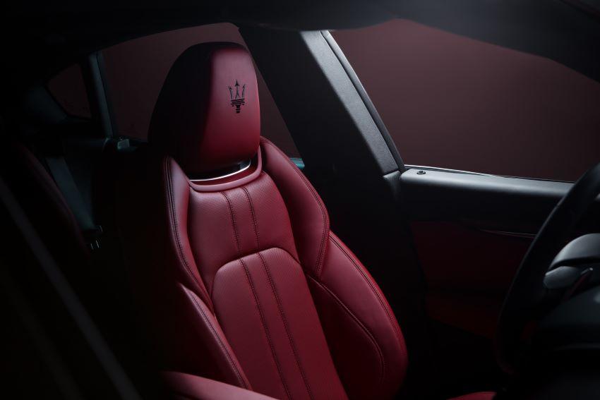 Xe Maserati 2021 mới