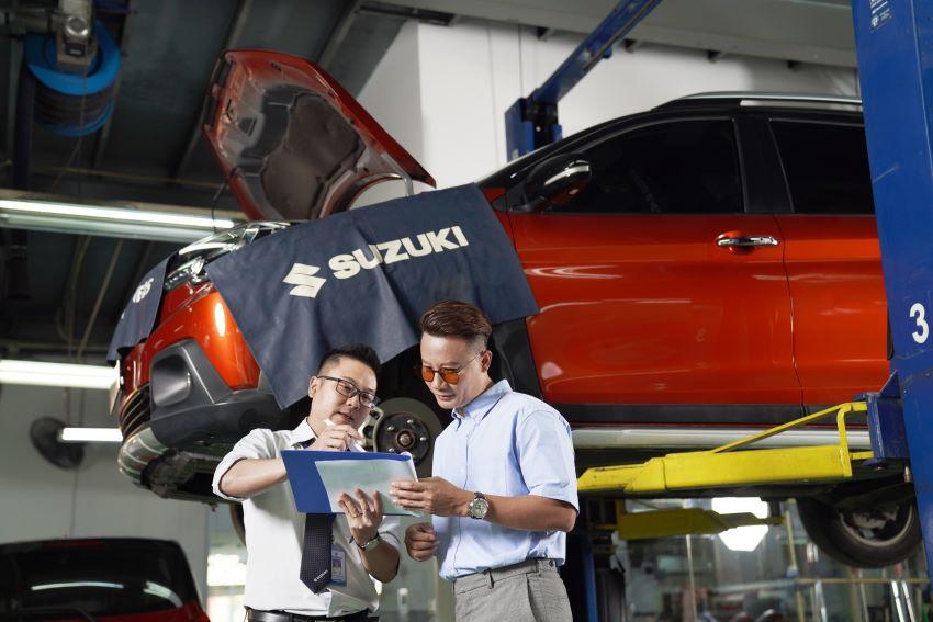ưu đãi Suzuki 2021
