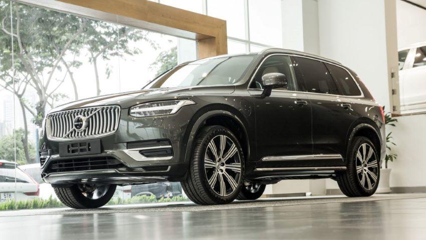 doanh số Volvo Cars