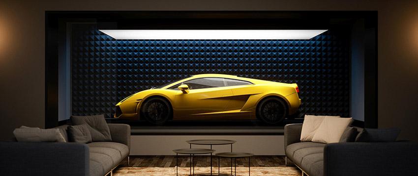 Chiêm ngưỡng garage siêu xe tuyệt vời nhất dành cho giới siêu giàu - 03