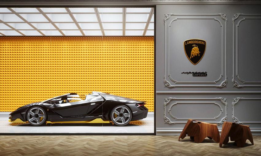 Chiêm ngưỡng garage siêu xe tuyệt vời nhất dành cho giới siêu giàu - 09