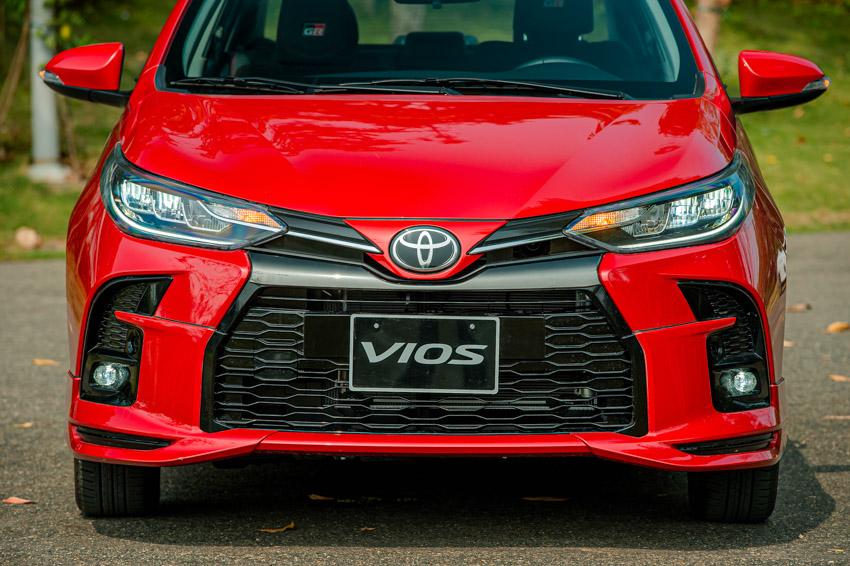 Toyota Vios 2021 – thêm phiên bản thể thao GR-S tại Việt Nam - 2