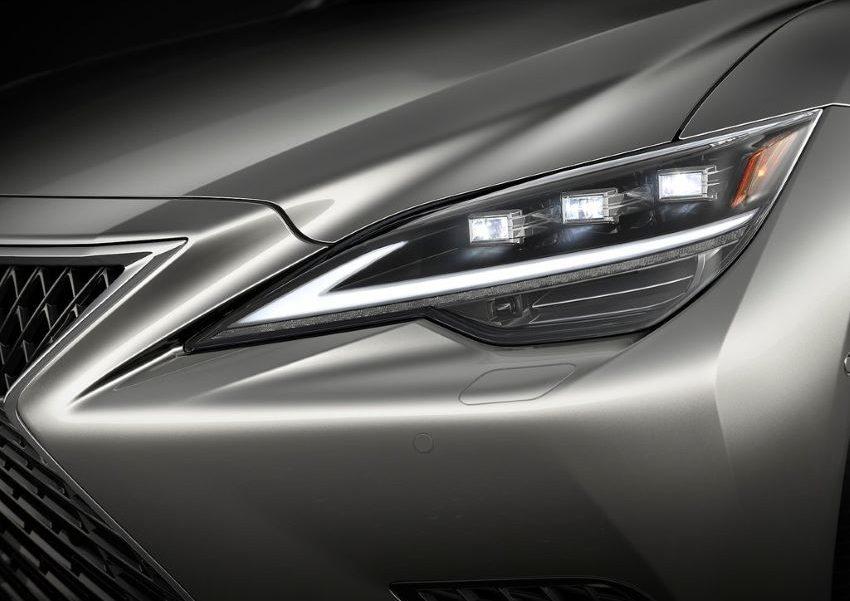 Lexus LS 2021 mới