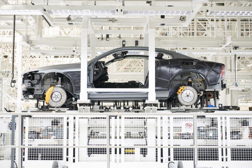 Nhà máy xe điện Volvo
