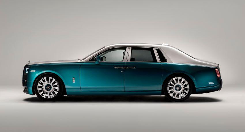 Rolls-Royce Phantom Iridescent Opulence
