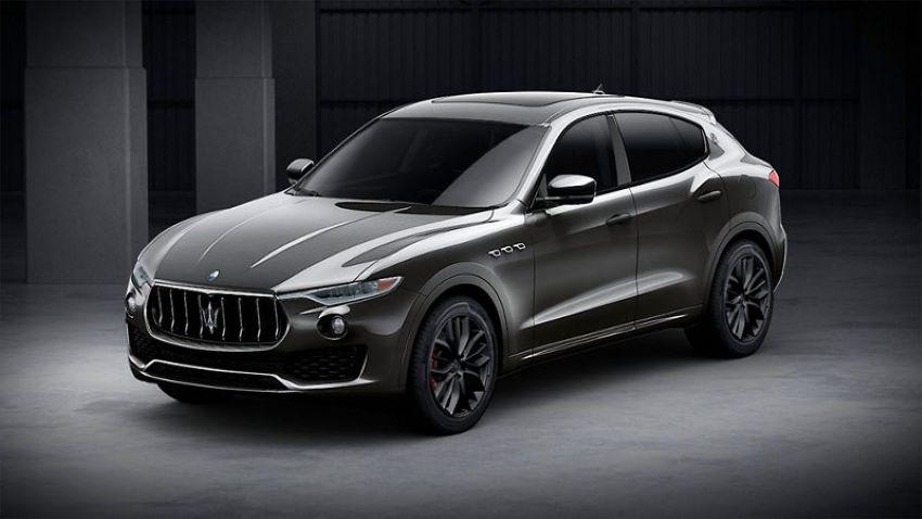 phiên bản Maserati Sportivo