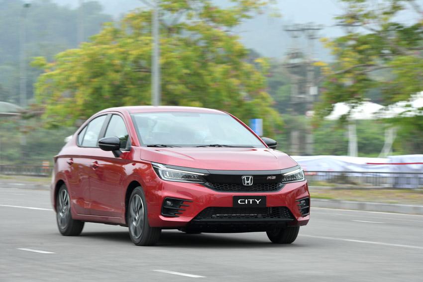 Honda City nhận Giải thưởng Mẫu xe hạng B được yêu thích nhất năm 2021 - 3