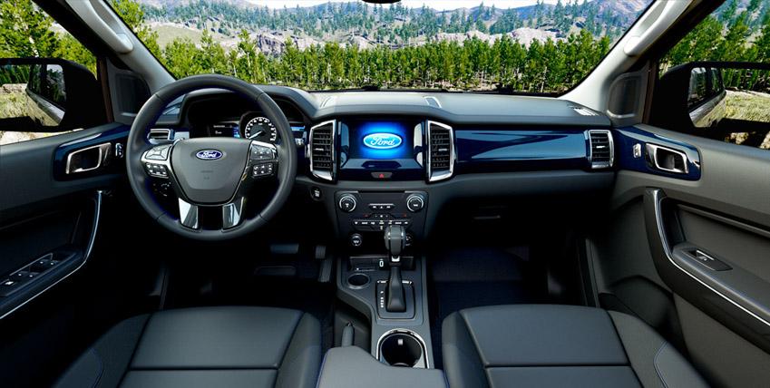 Ford Việt Nam giới thiệu Ford Everest Sport mới với thiết kế đậm chất thể thao-1