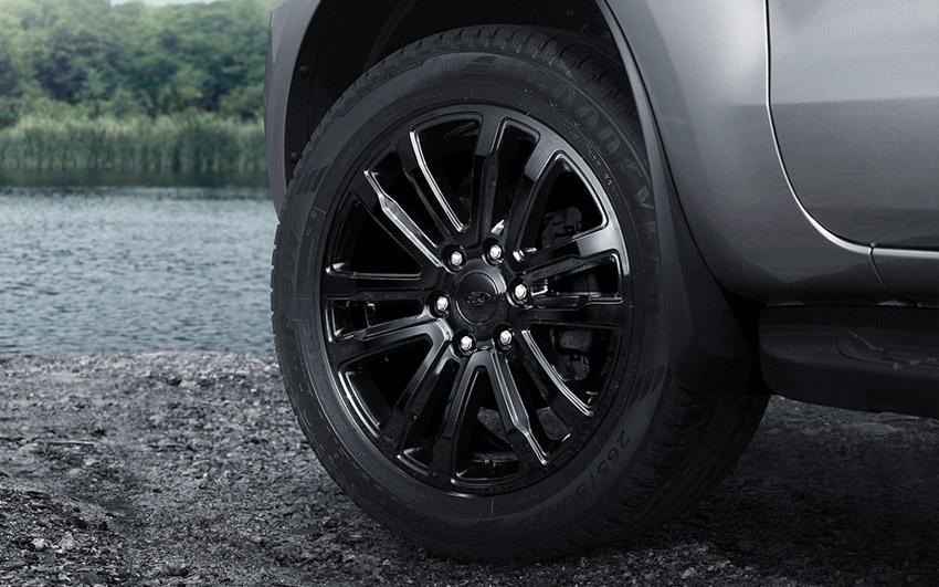 Ford Việt Nam giới thiệu Ford Everest Sport mới với thiết kế đậm chất thể thao-10