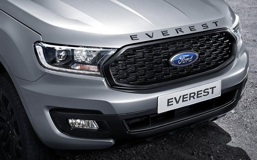 Ford Việt Nam giới thiệu Ford Everest Sport mới với thiết kế đậm chất thể thao-7