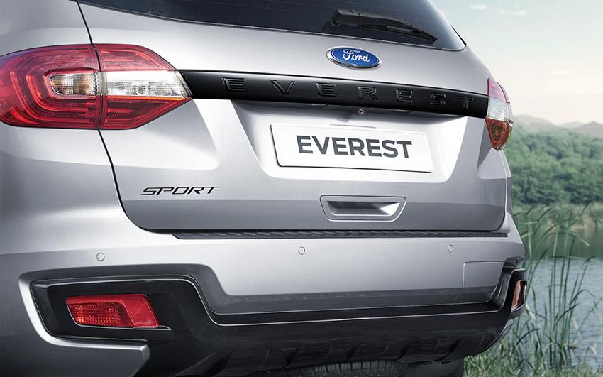 Ford Việt Nam giới thiệu Ford Everest Sport mới với thiết kế đậm chất thể thao-8