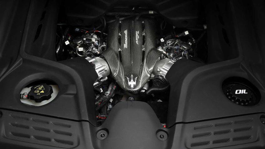 Maserati MC20 Việt Nam