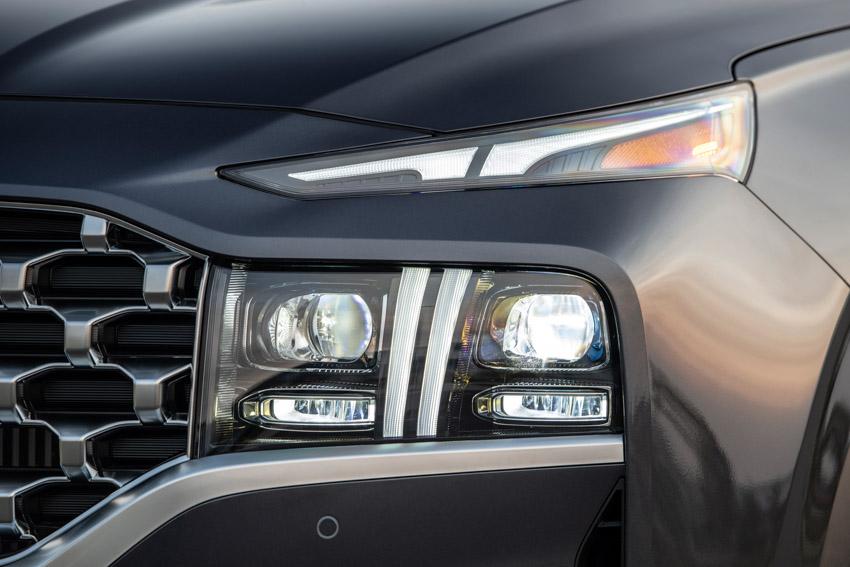 Hyundai Santa Fe 2021 ra mắt tại Indonesia, chờ ngày về Việt Nam - 1