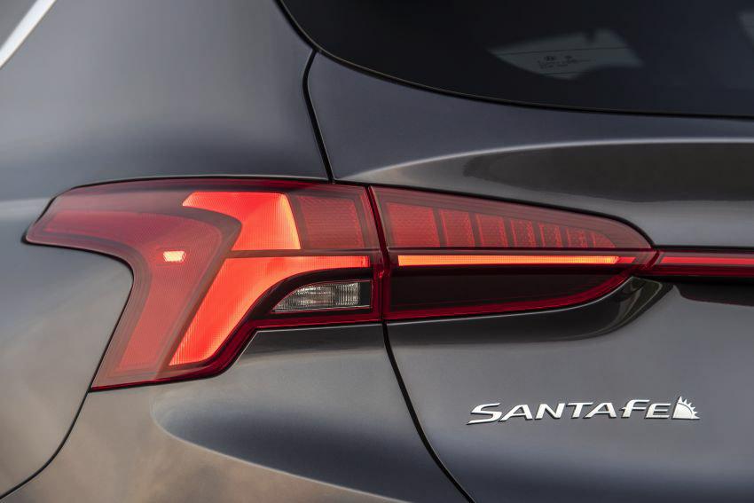 Hyundai Santa Fe 2021 ra mắt tại Indonesia, chờ ngày về Việt Nam-10