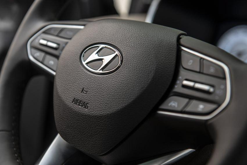 Hyundai Santa Fe 2021 ra mắt tại Indonesia, chờ ngày về Việt Nam-11
