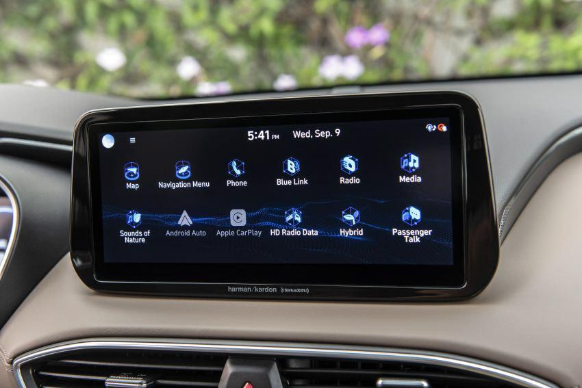 Hyundai Santa Fe 2021 ra mắt tại Indonesia, chờ ngày về Việt Nam-5