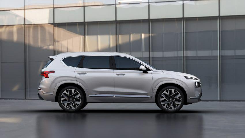 Hyundai Santa Fe 2021 ra mắt tại Indonesia, chờ ngày về Việt Nam-9