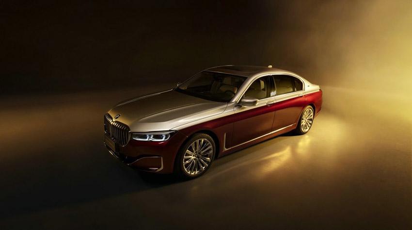 BMW 760Li Shining Shadow dành cho giới siêu giàu, giới hạn chỉ 25 chiếc - 2