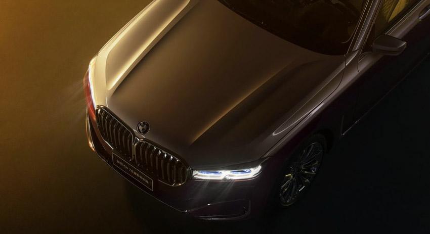 BMW 760Li Shining Shadow dành cho giới siêu giàu, giới hạn chỉ 25 chiếc - 3