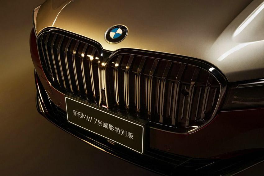 BMW 760Li Shining Shadow dành cho giới siêu giàu, giới hạn chỉ 25 chiếc - 5