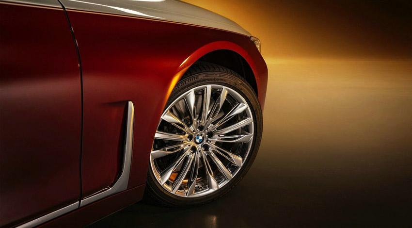 BMW 760Li Shining Shadow dành cho giới siêu giàu, giới hạn chỉ 25 chiếc - 6