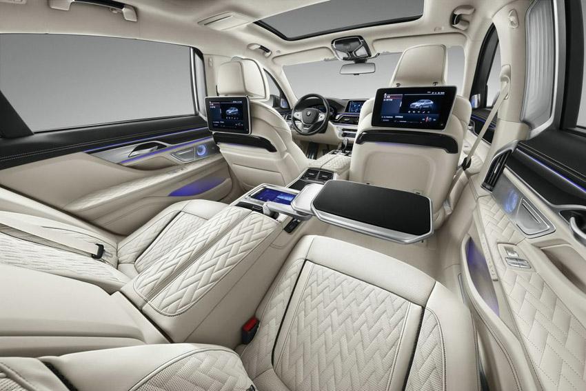 BMW 760Li Shining Shadow dành cho giới siêu giàu, giới hạn chỉ 25 chiếc - 7