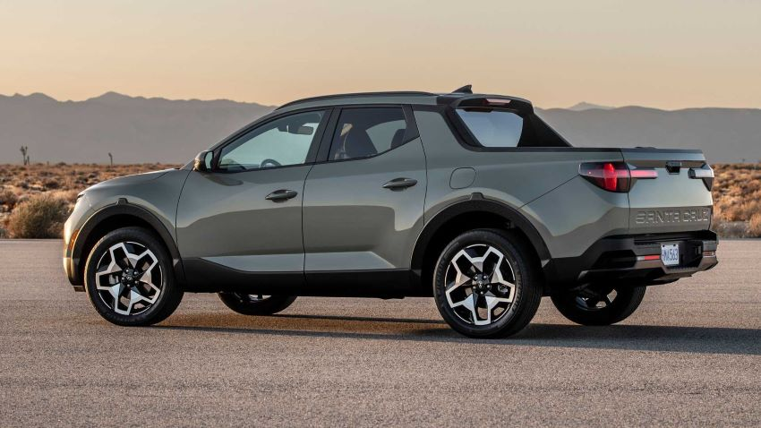 Hyundai Santa Cruz mới