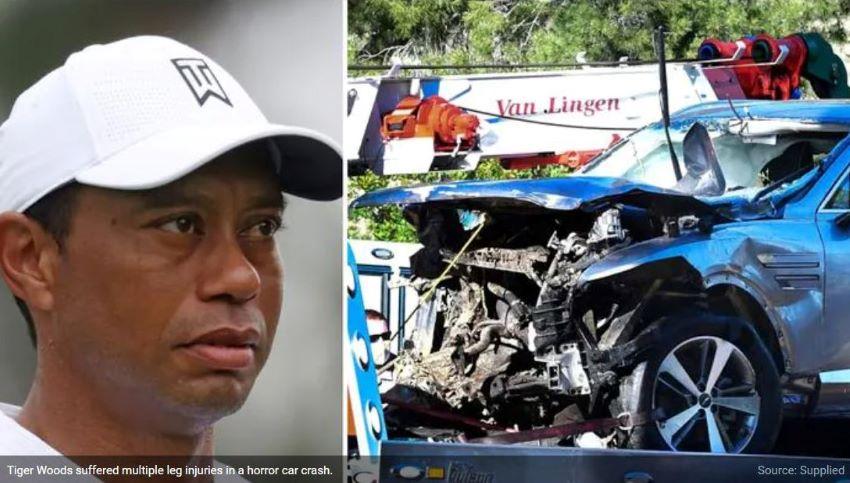 Tai nạn Tiger Woods