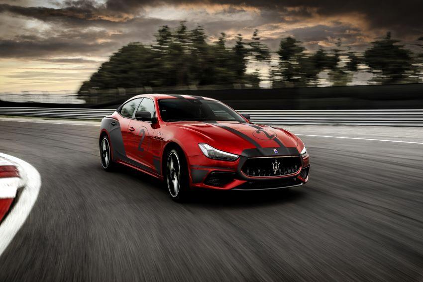 trải nghiệm Maserati 2021