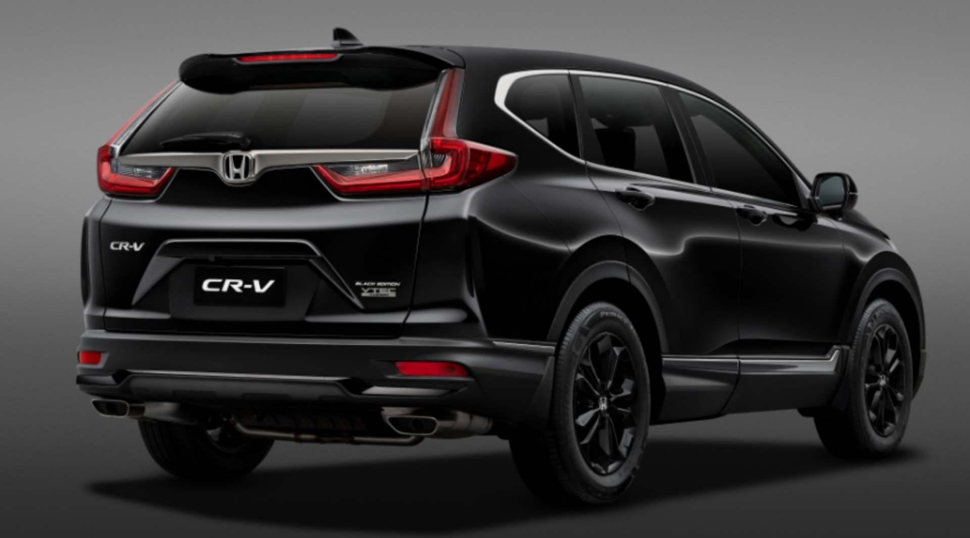 Honda CR-V có thêm bản đặc biệt LSE giá 1,138 tỉ đồng - 2