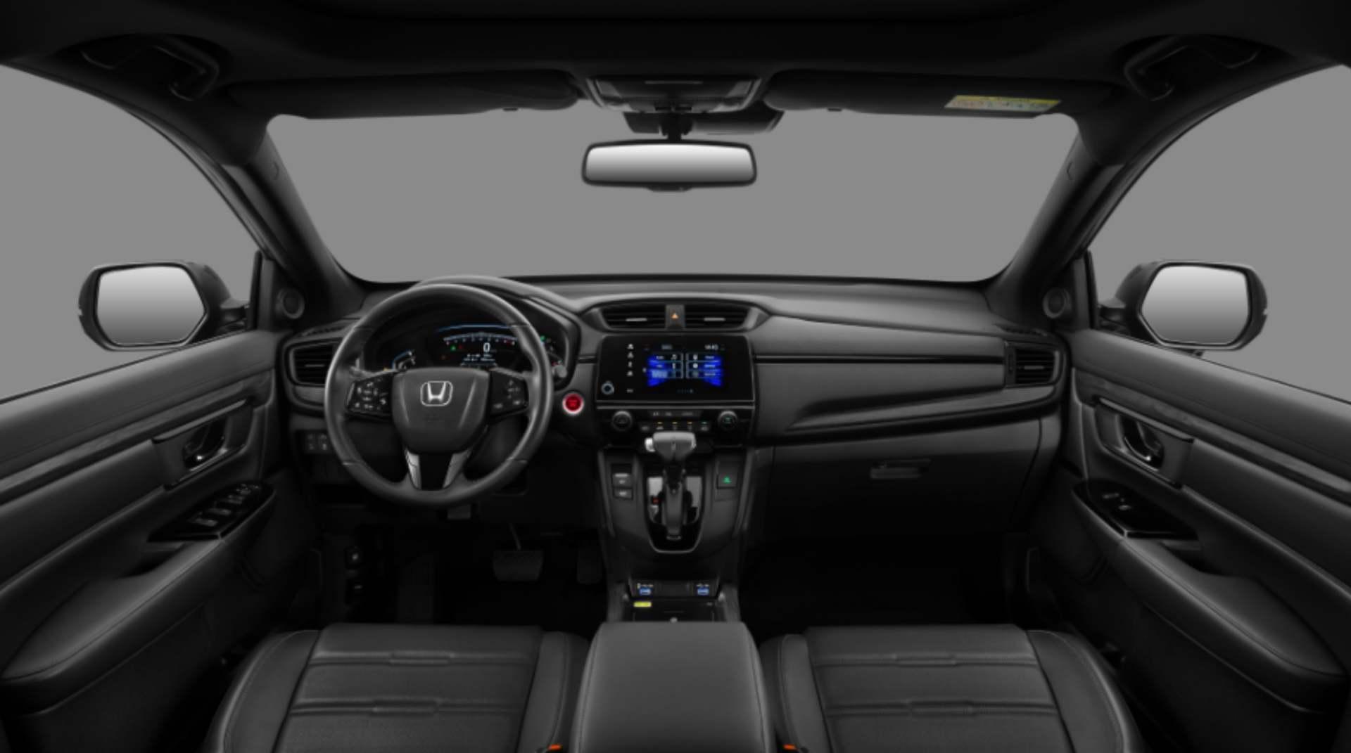 Honda CR-V có thêm bản đặc biệt LSE giá 1,138 tỉ đồng-3
