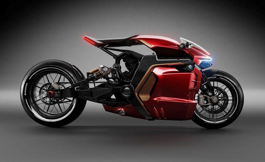 BMW Café Racer concept