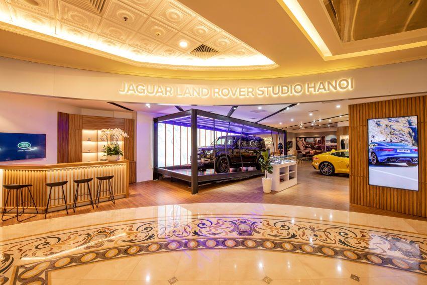 Jaguar Land Rover Studio Hanoi